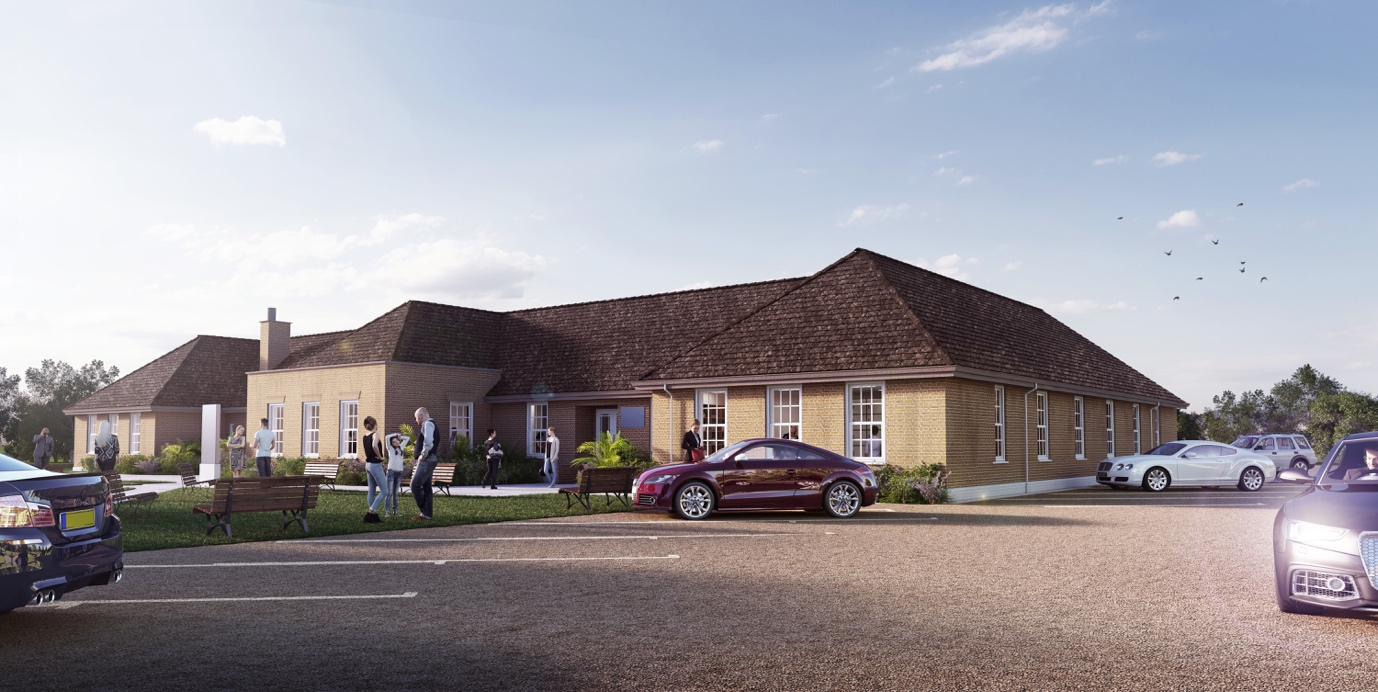 HQ Office Spaces Landing Soon in Upper Rissington