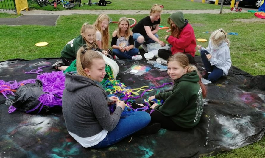 A summer of support for young people