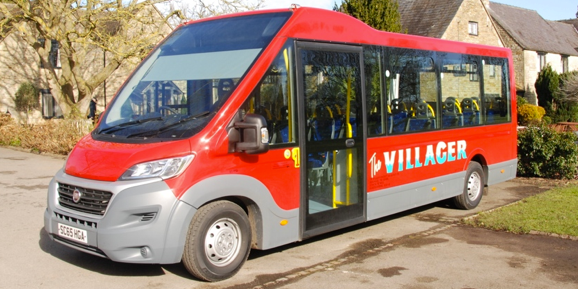 Villager bus returns to service on 3rd August