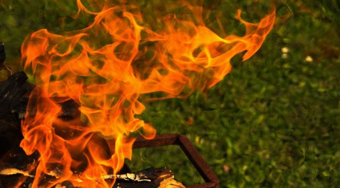 Bonfire Danger As Hot Weather Continues
