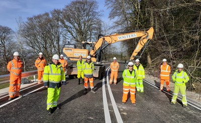 International recognition for Gloucestershire Highways